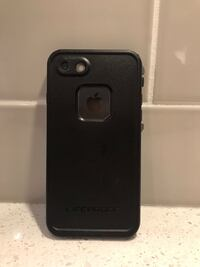 iPhone 7 128GB BLACK with LifeProof case 3709 km