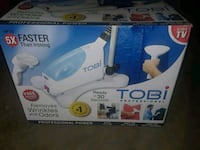TOBI Professional Fabric Steamer Cottage Grove, 55016
