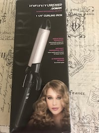 Brand new White and black hair curler Calgary, T2N 3Y7