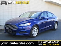 Ford Fusion 2016 Somerville, 02143
