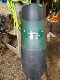 black and green water heater tank Maple Ridge, V2W 1M4