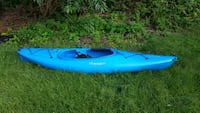 blue and black inflatable boat Haverhill