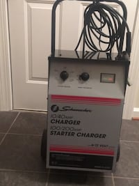 Battery Charger and Starter Charger Alexandria, 22304
