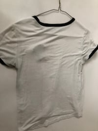 white crew-neck t-shirt Waldorf, 20602