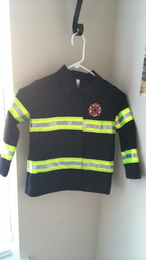 Boy Firefighters costume