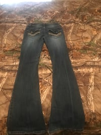 Blue-washed denim jeans Southaven, 38671