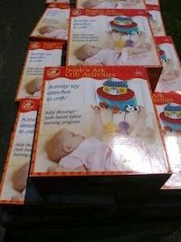 Baby Toys-Brand New-Buy 1, But them all
