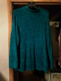 Women's 2x Fits like 3x Super Soft Comfy Chenille Sweater Milwaukee, 53221