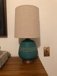 West Elm Table Lamp