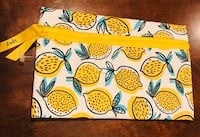 New Ipsy lemon make-up bag! Silver Spring, 20904