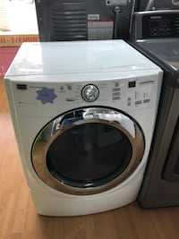 Maytag white dryer  47 km