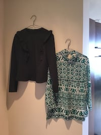 2 top new Zara & h&m for 10$ Montréal, H3S 1M9