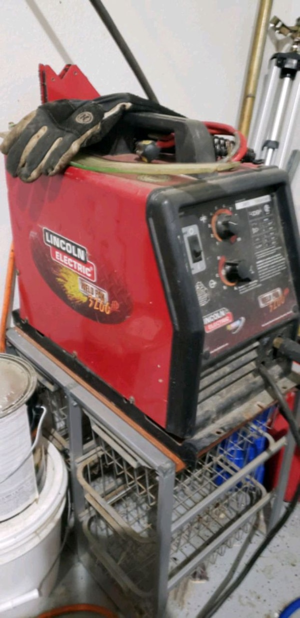 Mig Welder For Sale >> Lincoln Electric 3200hd Mig Welder