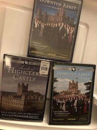 Misc British dvd movies good condition $5 for all pictured  Sun Valley, 89433