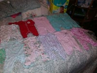 Baby girl clothes South El Monte, 91733