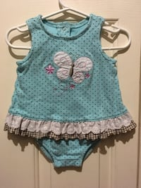 6 Mth. Butterfly Outfit Winnipeg, R3X 1C3