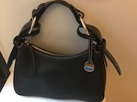 Dooney & Bourke Leather Purse New York, 10065