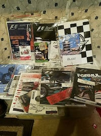 f1 indy programs, all 8 Cockeysville, 21030