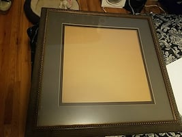 33 1/2 x 33 1/2 frame with 20 inch opening