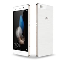 Smartphone bianco huawei android