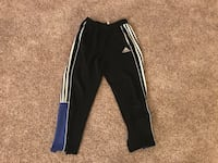 black and white Adidas track pants Gaithersburg, 20878