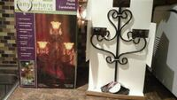 Candelabra battery operated batteries included. Brampton, L6T 1S8
