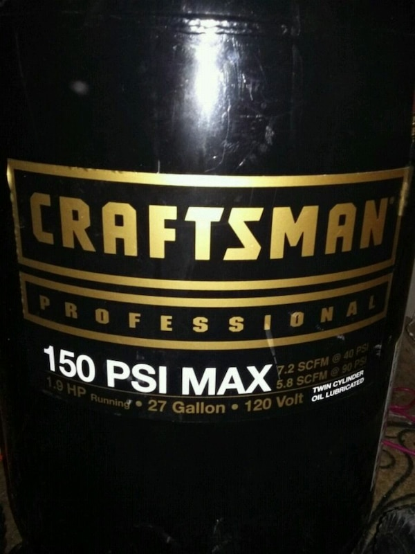 Craftsman professional