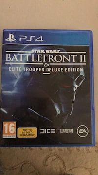 Battlefront 2 elite trooper deluxe edition Menemen, 35660