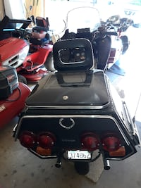 Antique 1979 Goldwing motorcycle  as is!moving.. Fairfax