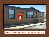 RED TAG SALE ON MODEL HOME:NEW PALM HARBOR 3BED/2BATH DALLAS