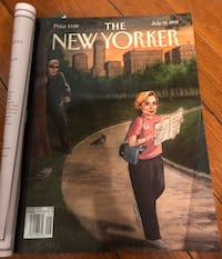 New Yorker Magazine New York, 10463