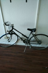 City bike with bike pump - great condition