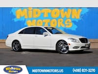 2010 Mercedes-Benz S-Class S 550 4dr Sedan SAN JOSE