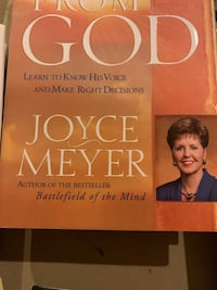 Joyce Meyer BOOKS St Cloud