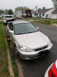 1999 Honda Civic EX 4AT