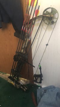 Bear compound bow Guilford, 13780