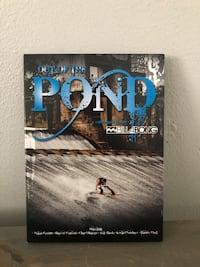 Out of the Pond  WakeBoarding DVD Pickering