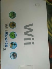 Nintendo wii sport in original box and working  Reading, 19601