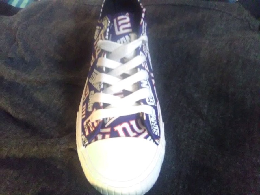 Photo NY Giants shoes