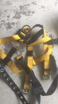 D Ring harness (used 2 times)