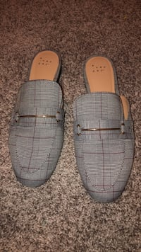 Plaid  Mules Linthicum Heights, 21090
