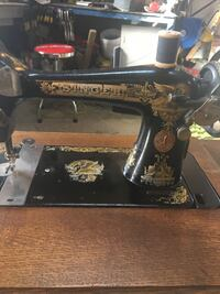 Early 1900s Peddle Sewing machine