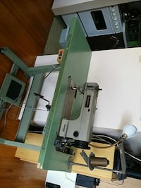 industrial sewing machine vinyls, leathers, etc.  Langley, V3A 1S9