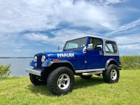 Jeep - CJ7 - 1983 Palm Harbor