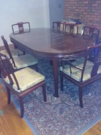 Solid cherry dining table Albany, 12210