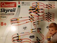 Skyrail marble play set, ages 8+