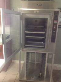 White and gray commercial oven . Fresno, 93711