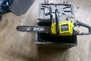 Ryobi chainsaw in good condition