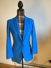 Brand new Dynamite blue blazer in xsmall/small  Montréal, H1M 1S1