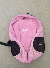 pink Under Armour backpack Belleville, 07109